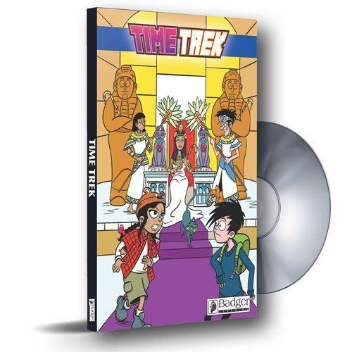Time Trek - eBook PDF CD