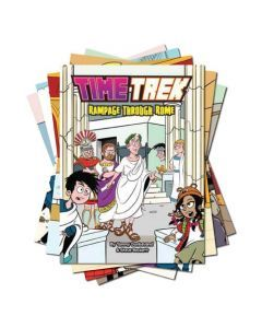 Time Trek - Readers Pack
