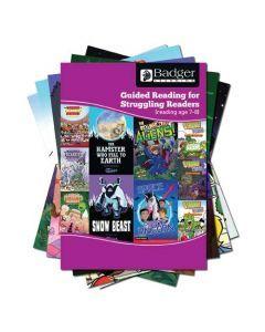 KS2 Guided Reading Books for Reluctant Readers | Badger Learning