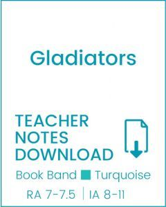Enjoy Guided Reading: Gladiators Teacher Notes