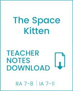 Enjoy Guided Reading: The Space Kitten Teacher Notes
