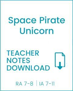 Enjoy Guided Reading: Space Pirate Unicorn Teacher Notes