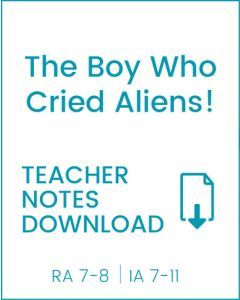 Enjoy Guided Reading: The Boy Who Cried Aliens! Teacher Notes