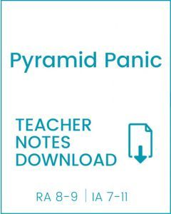 Enjoy Guided Reading: Pyramid Panic Teacher Notes