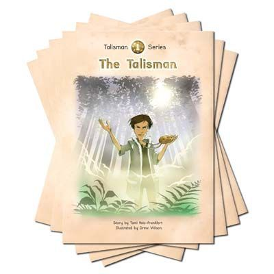 Talisman 1 Series: 10 pupil Books and Workbook Pack