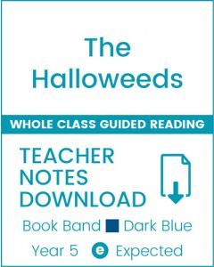 Enjoy Whole Class Guided Reading: The Halloweeds Teacher Notes