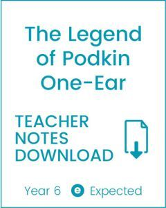 Enjoy Guided Reading: The Legend of Podkin One-Ear Teacher Notes
