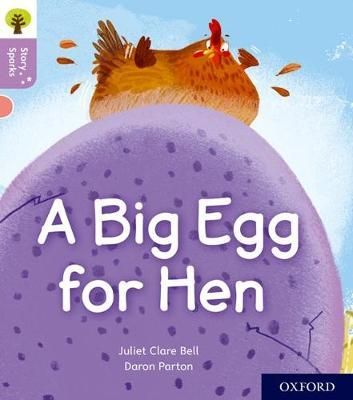 A Big Egg for Hen