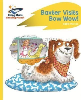 Baxter Visits Bow Wow!