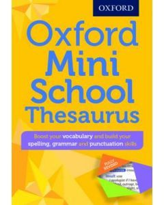 Oxford Mini School Thesaurus