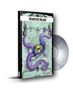 Monster Island - eBook PDF CD