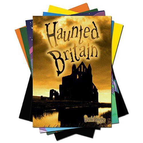 Spooktacular Rapid Reads for Halloween