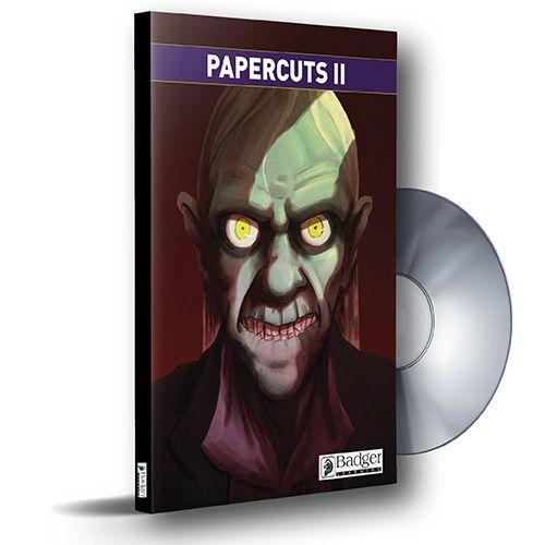 Papercuts II - eBook PDF CD