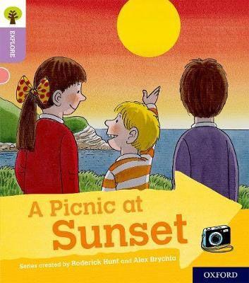 Picnic at Sunset