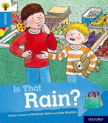 Is That Rain?