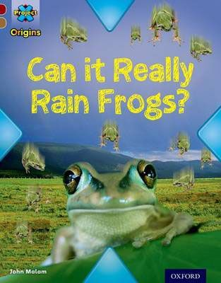 Can it Really Rain Frogs?