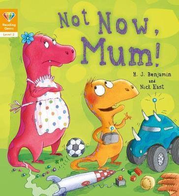 Not Now,Mum!
