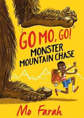 Monster Mountain Chase!