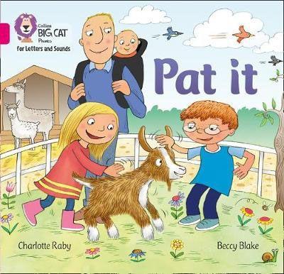 Pat it