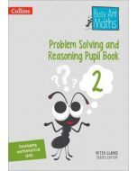 Busy Ant Maths Problem Solving and Reasoning Pupil Book Year 2 — Pack of 6