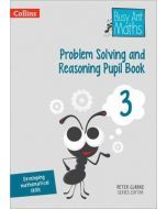 Busy Ant Maths Problem Solving and Reasoning Pupil Book Year 3 — Pack of 6