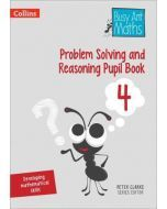 Busy Ant Maths Problem Solving and Reasoning Pupil Book Year 4 — Pack of 6