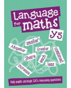 Language for Maths Year 5