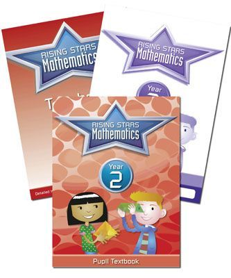 Rising Stars Mathematics for Year 2