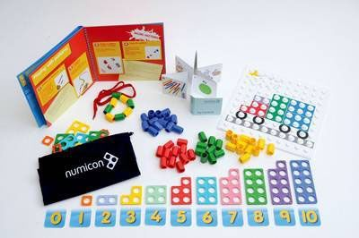 1st Steps at Home with Numicon