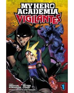 My Hero Academia: Vigilantes