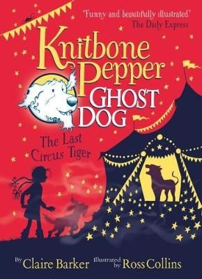 Knitbone Pepper Ghost Dog: The Last Circus Tiger - Pack of 6