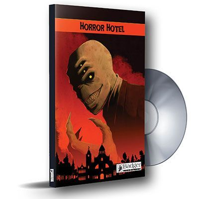 Horror Hotel - eBook PDF CD