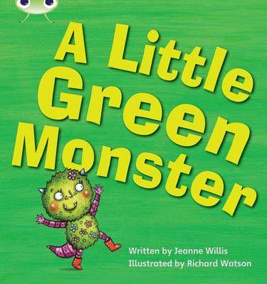 A Little Green Monster