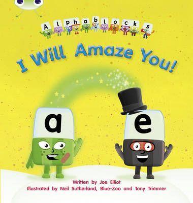 I Will Amaze You!