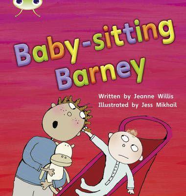 Babysitting Barney
