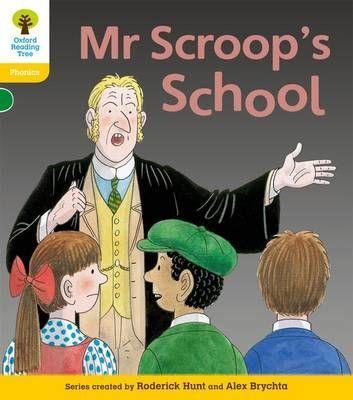 Mr Scroop's School