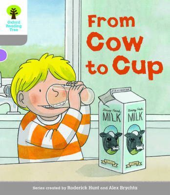 From Cow to Cup