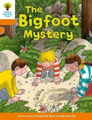 Bigfoot Mystery