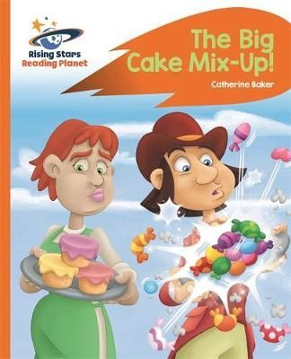 Big Cake Mix-Up!