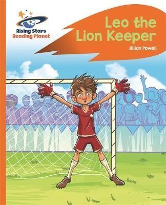 Leo the Lion Keeper