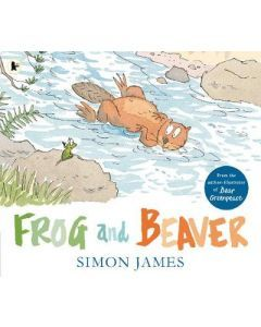 Frog and Beaver - Pack of 6