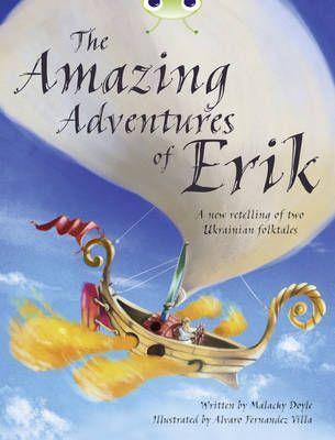 Amazing Adventures of Erik