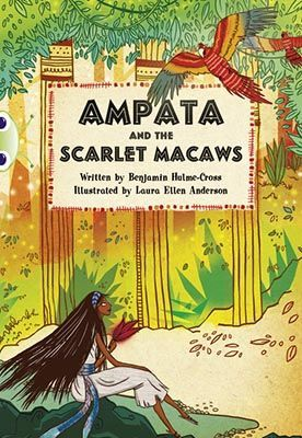 Ampata & the Scarlet Macaws