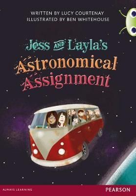 Jess & Layla's Astronomical Assignment