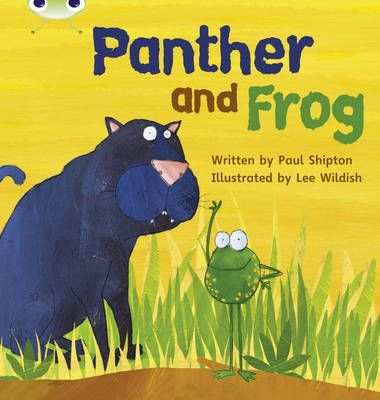 Panther & Frog