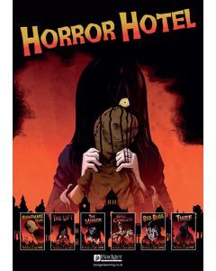 A3 Horror Hotel Poster