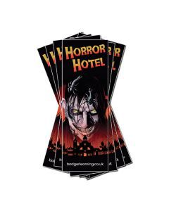 Horror Hotel Bookmarks