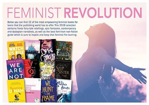 Downloadable Poster - Feminist Revolution