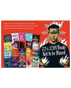 Downloadable Poster - Twenty 2019 Books Not to be Missed