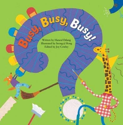 Busy, Busy, Busy!